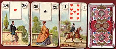 Scarabeo-Dondorf-Lenormand