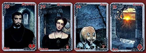 THE MYSTERIES OF THE OLD CASTLE LENORMAND