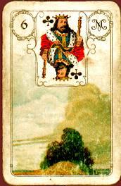 Lilith-Kartenlegen
